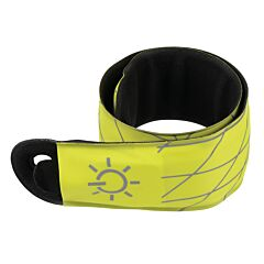NITE IZE SlapLit LED Slap Wrap Neon Yellow