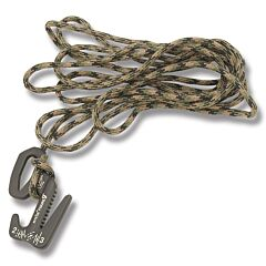 Nite Ize Large Figure 9 Rope Tightener Aluminum Camouflage Rope