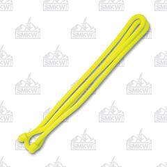 "NITE IZE Gear Tie Mega Twist Tie 64"" Neon Yellow"