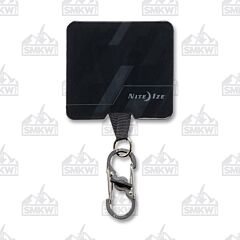 Nite Ize Hitch Phone Anchor & MicroLock S Biner