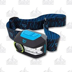 Nite Ize Radiant 300 Rechargeable Headlamp Blue