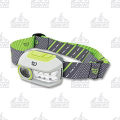 Nite Ize Radiant 300 Rechargeable Headlamp Green