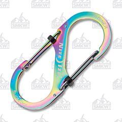Nite Ize S-Biner #4 Spectrum Slidelock
