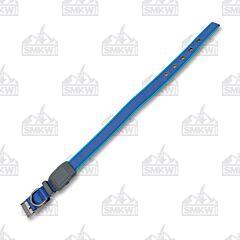 Nite Ize Dog Collar Rechargeable Blue Medium