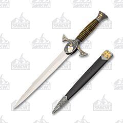 Knight's Dagger Gold