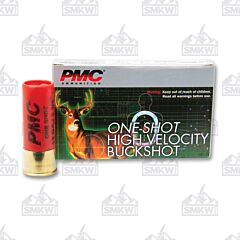 "PMC High Velocity 12 Gauge 2 3/4"" 00 Buckshot"
