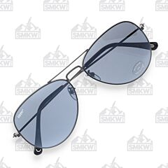 ZIPPO Smoke Flash Pilot Sunglasses