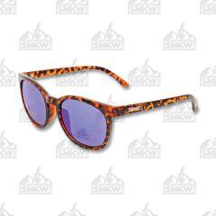 ZIPPO Blue Flash Full Frame Sunglasses Model OB07-06