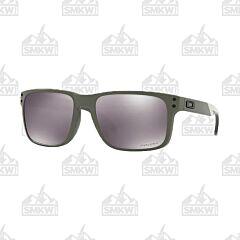 Oakley Armed Forces Holbrook Polarized Prizm Gray Sunglasses