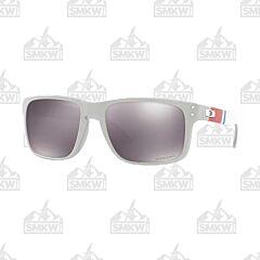 Oakley Armed Forces Holbrook Polarized Black Sunglasses