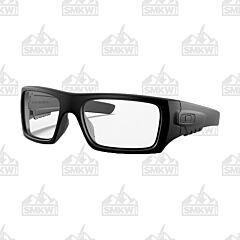 Oakley DET Cord PPE Matte Black Sunglasses