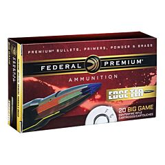 Federal Premium Edge 300 Winchester 200 Grain Terminal Long Range 20 Rounds