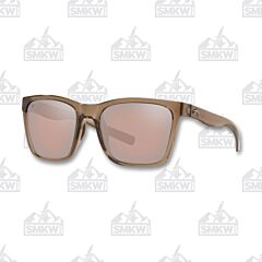 Costa Panga Shiny Taupe Crystal Sunglasses