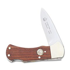 Puma 4-Star Mini Jacaranda Wood Handle 440A Stainless Steel Blade