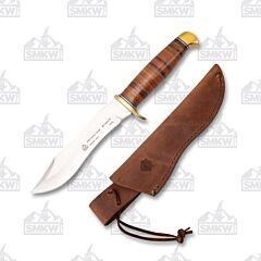 Puma SGB Buffalo Hunter Stacked Leather