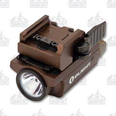 Olight PL-MINI 2 Valkyrie Gun Light Desert Tan