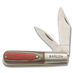 Granddad's Barlow with Multicolor Wood Handle