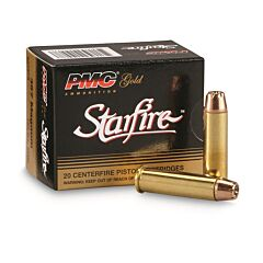 PMC Gold Starfire 357 Magnum 150 Grain Starfire Hollow Point 20 Rounds