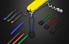 Victorinox Tweezers Large Black