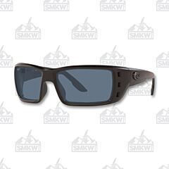 Costa Permit Black Matte Sunglasses