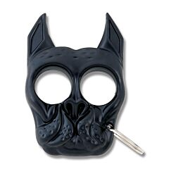Panther Trading Co Brutus Self Defense Black Key Chain