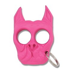 Panther Trading Co Brutus Self Defense Pink Key Chain Model DG-PNK
