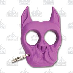 Panther Trading Co. Brutus Self Defense Key Chain Purple