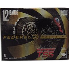 "Federal Heavyweight TSS 12 Gauge 3-1/2"" #7 Tungsten Shot 5 Rounds"