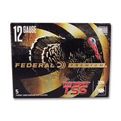 "Federal Premium Heavyweight TSS 12 Gauge 3-1/2"" 8-10 Shot 5 Rounds"