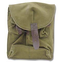 Military Surplus Multi-Pocket Canvas Mag Pouch