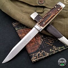 1960s Puma 3573 Stag Boot Knife