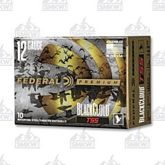 "Federal Premium Black Cloud TSS 12 Gauge 3"" 1 1/4 oz. #3/#9 10 Rounds"