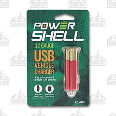 Advantus PowerShell 12 Gauge USB Charger