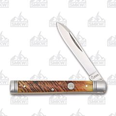 Queen Brown Sawcut Bone Doctor's Knife