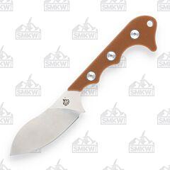 QSP Neckmuk Brown G10