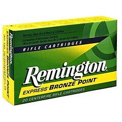 Remington Core-Lokt 30 Remington AR 150 Grain Pointed Soft Point 20 Rounds