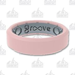 Groove Life Original Rose Quartz Ring