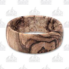 Groove Life Nomad Burled Walnut Ring
