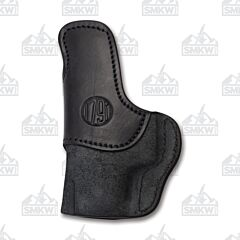 1791 Gunleather Black Right Hand Rigid Concealment IWB Holster Size 3