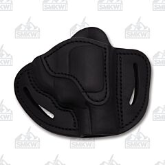 1791 Gunleather Black Right Hand Rigid Concealment IWB Holster Size 4
