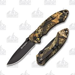 Remington F.A.S.T. 2.0 Medium Folder Mossy Oak Break-up Country Camouflage Handles