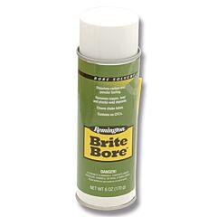 Remington Brite Bore Solvent/Cleaner - 6 oz. Aerosol Can