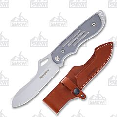 Remington Custom Carry Series I Aluminum Handle Fixed Blade