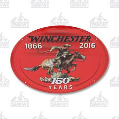 Rivers Edge Winchester 150 Years Tin Sign