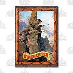 Winchester Big Horn Tin Sign
