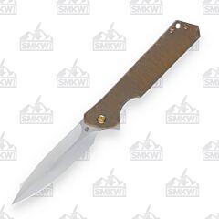 Olamic Rainmaker Dagger Bronze Seabed