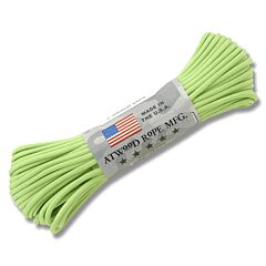 100ft Neon Green Paracord