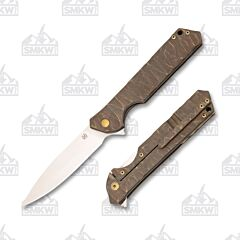 Olamic Cutlery Rainmaker RFL184-D Rocks Bronze Seabed