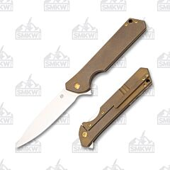 Olamic Cutlery Rainmaker RFL183-D Texwash Earth