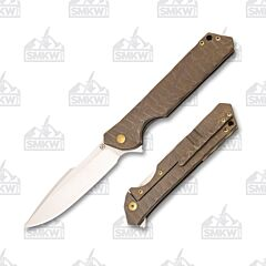 Olamic Cutlery Rainmaker RFL205-H Rock Bronze Seabed